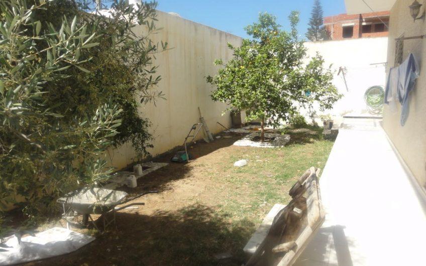 Un Réez  de Chaussée Villa Haut Standing à Sahloul
