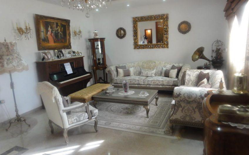 Un Etage de Villa Haut Standing à Hammam Sousse