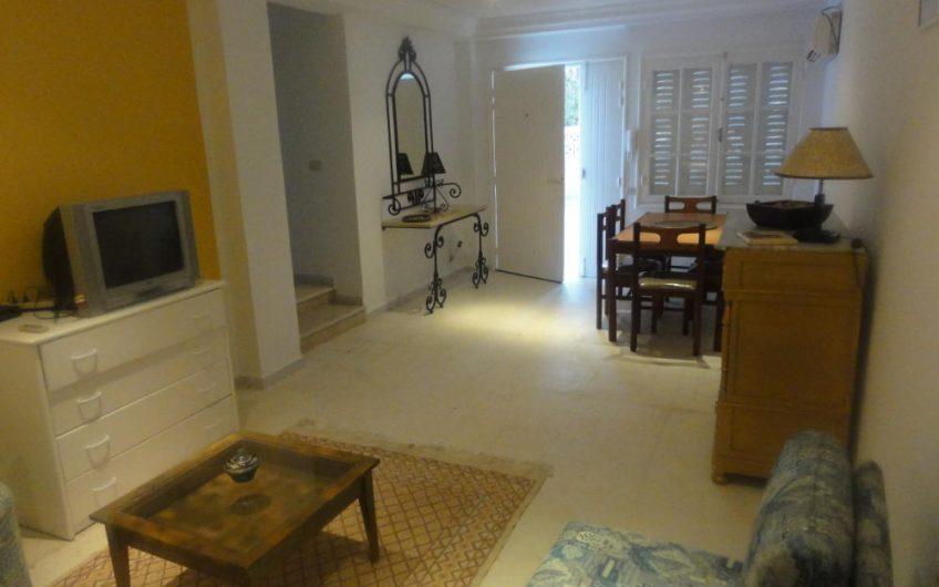Un Appartement Meublé à Kantaoui