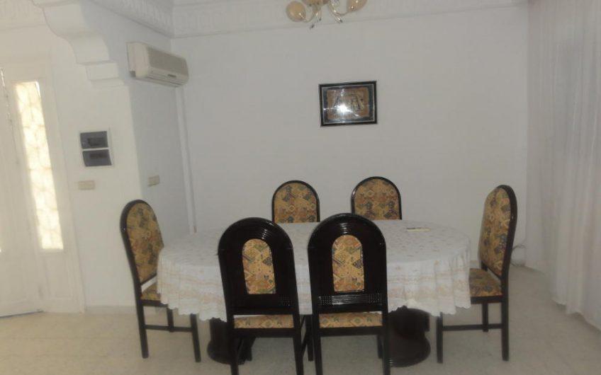 Un Duplex Meublé à Khzama Est