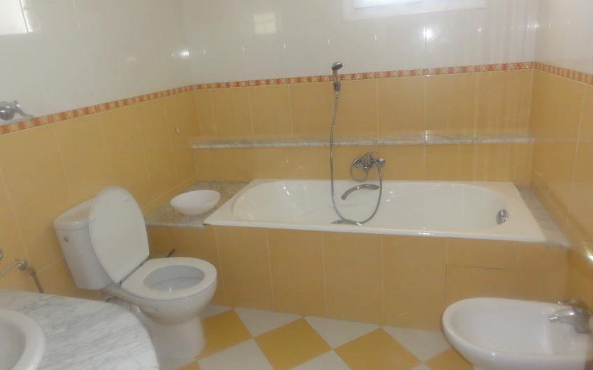 Un Beau Étage de Villa à Hammam Sousse