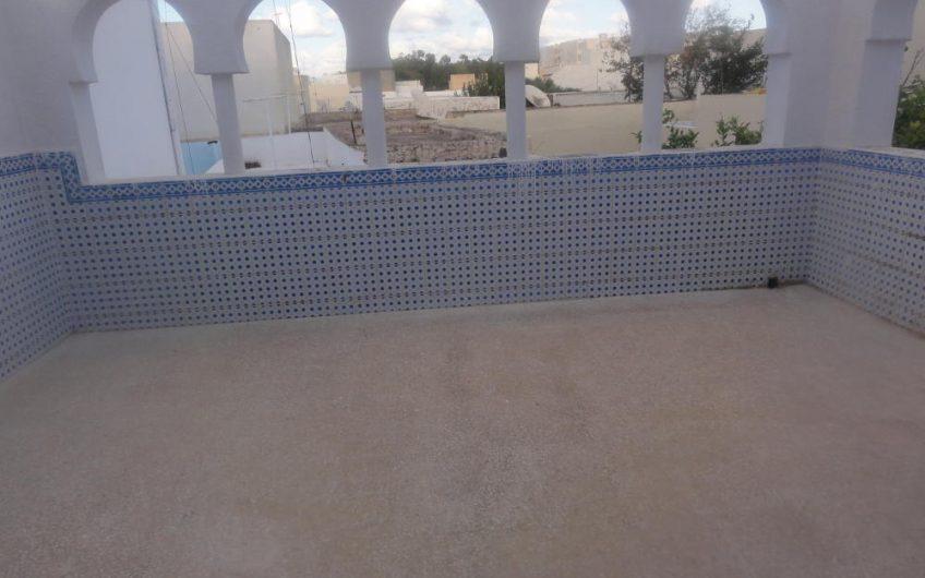Une Petite Villa Style Américain à Hammam Sousse
