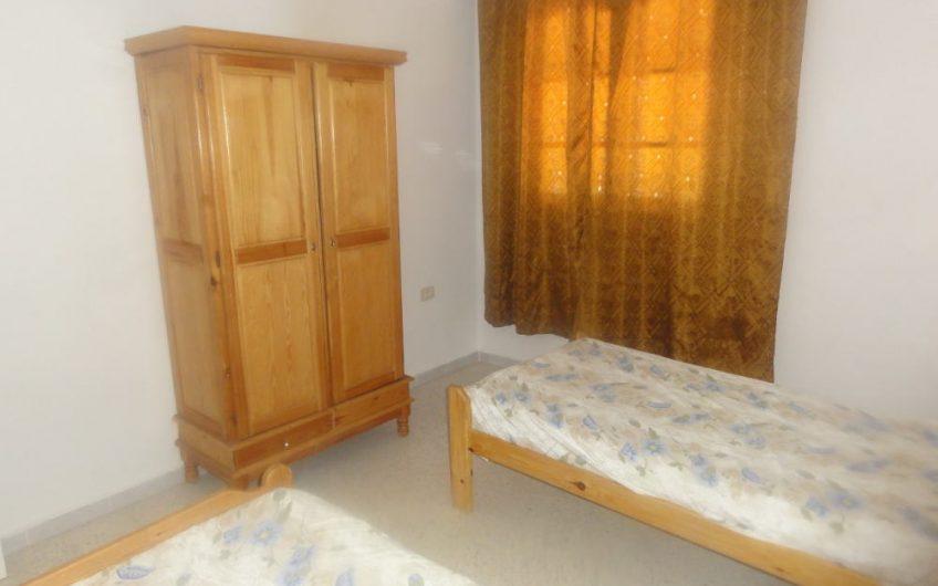 Un Appartement Meublé Vue de Mer à Chott Meriam