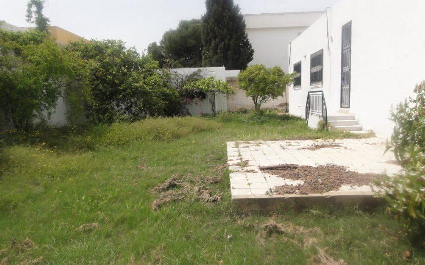 Villa Indépendante à la Route de la Plage Hammam Sousse