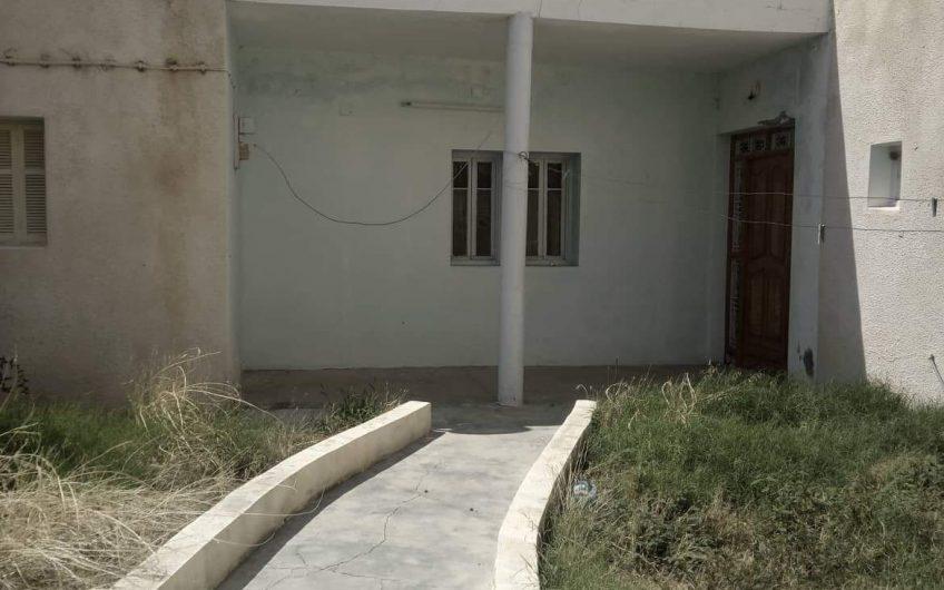 Une Villa  à Kasserine Centre